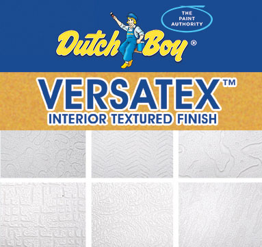 Interior Paints Dutch Boysupsup Versatex Interior Textured